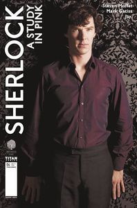 [Sherlock: A Study In Pink #4 (Cover B Photo) (Product Image)]