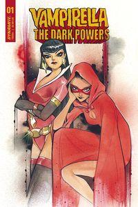 [Vampirella: Dark Powers #1 (Cover B Momoko) (Product Image)]