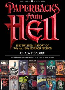 [Paperbacks From Hell: Horror Fiction From The 70s & 80s (Signed Bookplate Edition) (Product Image)]