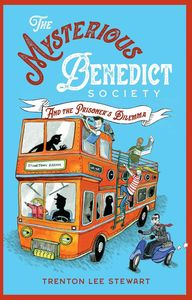 [Mysterious Benedict Society & The Prisoners Dilemma (2020 Reissue) (Product Image)]