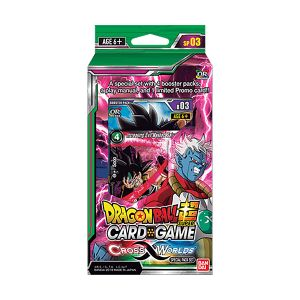 [Dragon Ball: Super Card Game: Cross Worlds: Special Pack Set SP03 (Product Image)]