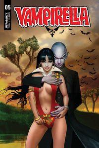 [Vampirella #5 (Cover D Gunduz) (Product Image)]