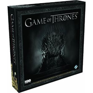 [Game Of Thrones: Card Game: HBO Edition (Product Image)]