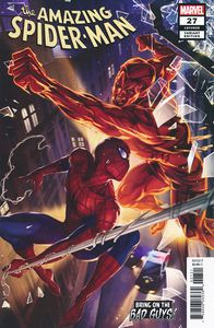 [Amazing Spider-Man #27 (Woo Cheol Lee Bobg Variant) (Product Image)]