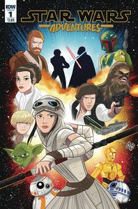 [Star Wars Adventures #1 (Cover A Charm) (Product Image)]