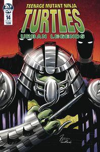 [Teenage Mutant Ninja Turtles: Urban Legends #14 (Cover A Fosco) (Product Image)]