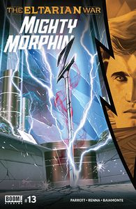 [Mighty Morphin #13 (Cover A Lee) (Product Image)]