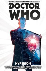 [Doctor Who: The Twelfth Doctor: Titan: Volume 3: Hyperion (Product Image)]