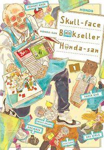 [Skull-Face Bookseller Honda-San: Volume 1 (Product Image)]