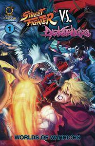 [Street Fighter Vs Darkstalkers: Volume 1 (Product Image)]