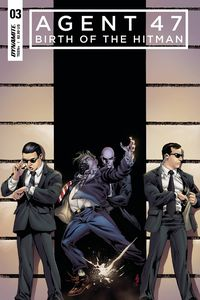[Agent 47: Birth Of Hitman #3 (Cover A Lau) (Product Image)]