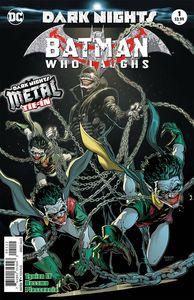[Batman Who Laughs #1 (2nd Printing) (Metal) (Product Image)]