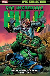 [Incredible Hulk: Epic Collection: In The Hands Of Hydra (Product Image)]