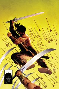[Cimmerian: Man-Eaters Of Zamboula #2 (Cover E Casas Virgin Variant) (Product Image)]