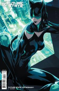 [Future State: Catwoman #1 (Stanley 'Artgerm' Lau Card Stock Variant) (Product Image)]