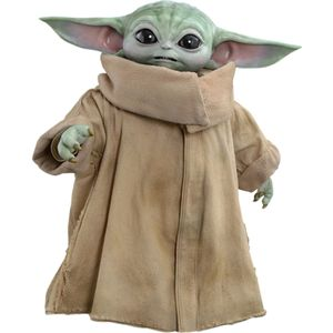 [Star Wars: The Mandalorian: Hot Toys Action Figure: Life-Size The Child (Baby Yoda) (Product Image)]