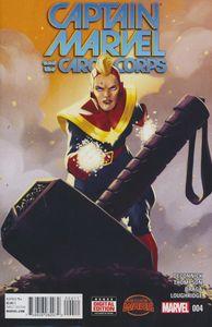 [Captain Marvel & The Carol Corps #4 SWA (Product Image)]