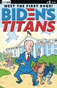 [Bidens Titans #1 (Cover E Ted Dawson) (Product Image)]