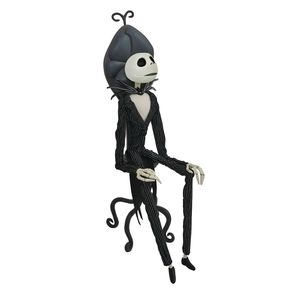 [Nightmare Before Christmas: Doll: Jack In Chair Coffin (Deluxe) (Product Image)]