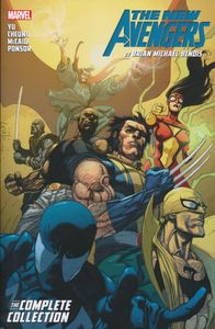 [New Avengers: By Bendis: Complete Collection: Volume 3 (Product Image)]