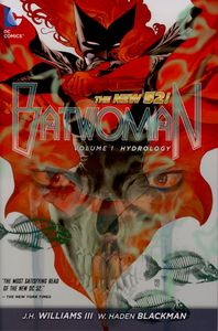 [Batwoman: Volume 1: Hydrology (Hardcover) (Product Image)]