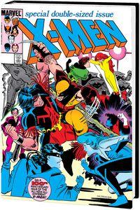 [Uncanny X-Men: Omnibus: Volume 4 (Romita Jr Dm Variant Hardcover) (Product Image)]
