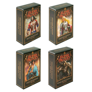 [Flesh & Blood: Trading Card Game: Welcome To Rathe (Hero Decks) (Product Image)]