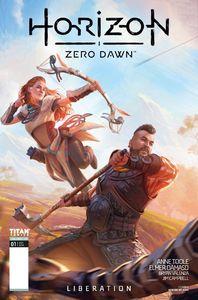 [Horizon Zero Dawn: Liberation #1 (Cover E Wilkins) (Product Image)]