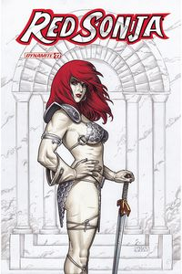 [Red Sonja #22 (Cover B Linsner) (Product Image)]