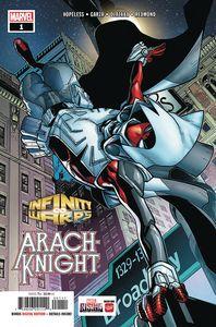 [Infinity Wars: Arachknight #1 (Product Image)]