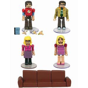 [Big Bang Theory: Series 2 Minimates: Set 2 (Product Image)]