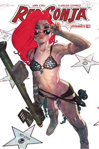[Red Sonja #13 (Cover A Caldwell) (Product Image)]
