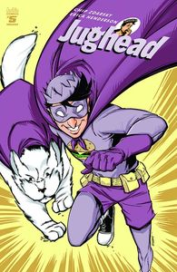 [Jughead #5 (Variant Cover B Elliot Fernandez) (Product Image)]