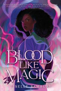 [Blood Like Magic (Hardcover) (Product Image)]