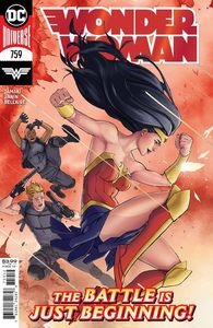 [Wonder Woman #759 (2nd Printing) (Product Image)]