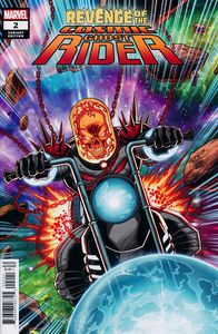 [Revenge Of The Cosmic Ghost Rider #2 (Ron Lim Variant) (Product Image)]