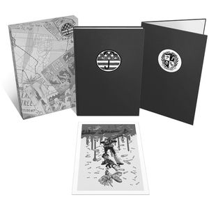 [Umbrella Academy: Dallas Deluxe Limited Volume 2 (Hardcover) (Product Image)]