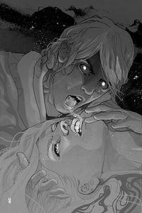 [Killing Red Sonja #5 (Castro Ward black & White Virgin Variant) (Product Image)]