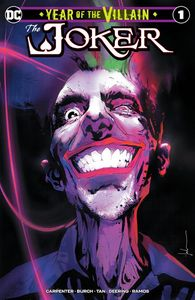 [Joker: Year Of The Villain #1 (Forbidden Planet Jock Variant) (Product Image)]
