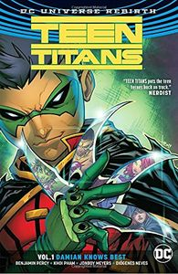[Teen Titans: Volume 1: Damian Knows Best (Rebirth) (Product Image)]