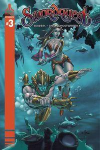 [Swordquest #3 (Cover C Rubi) (Product Image)]