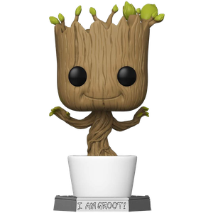 [Guardians Of The galaxy: 18 Inch Pop! Vinyl Figure: Dancing Groot (Product Image)]