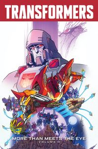 [Transformers: More Than Meets The Eye: Volume 10 (Product Image)]