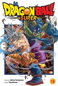 [Dragon Ball Super: Volume 15 (Product Image)]