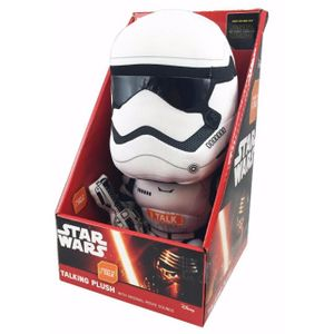[Star Wars: The Force Awakens: Talking Plush: Stormtrooper (Product Image)]