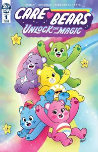[Care Bears #1 (Cover A Garbowska) (Product Image)]