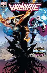 [Valkyrie: Jane Foster #8 (Product Image)]