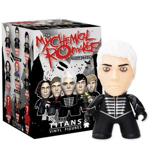 [My Chemical Romance: TITANS: May Death Never Stop You (Complete Display) (Product Image)]