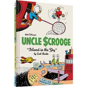 [Walt Disney: Uncle Scrooge: Volume 5: Islands In The Sky (Hardcover) (Product Image)]