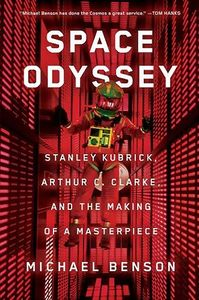 [Space Odyssey: The Making Of A Masterpiece (Hardcover) (Product Image)]